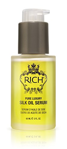 RICH Pure Luxury Silk Oil Serum, 2 oz.