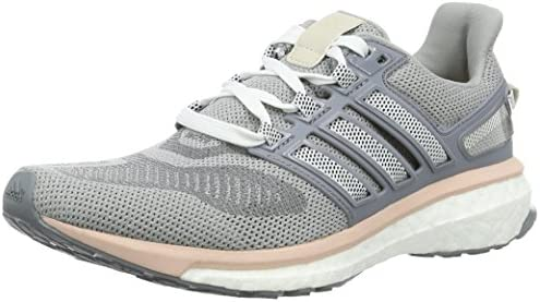adidas AQ5962, Zapatillas de Running para Mujer, Gris (Mid Grey/Night Navy/Vapour Pink), 36 2/3 EU: Amazon.es: Zapatos y complementos
