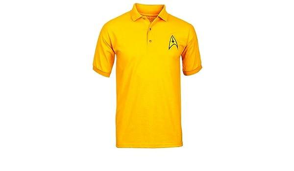 Star Trek Polos uniformes - Oro - XXLarge: Amazon.es: Electrónica