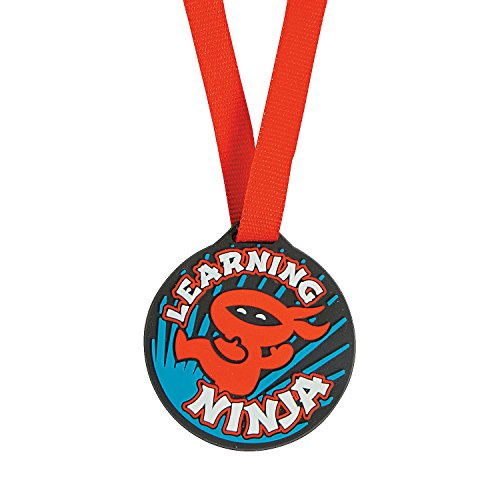 Learning Student Reward Ribbon Medals product image