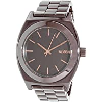 Nixon A2501192 Ceramic Time Teller Women's Watch
