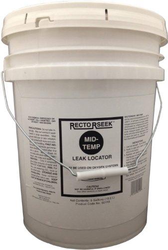 Rectorseal 60158 5-Gallon Pail Rectorseek Mid-Temp Leak Locator