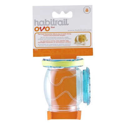 Habitrail Ovo Tee Connector for Hamster Tubes [Set of 4]