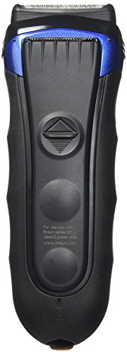 Braun 3 Series 340S Men's Electric Foil Shaver / Electric Razor, Wet & Dry by Braun (Image #1)