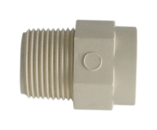 LDR FCP MA-12 CPVC Male Adapter, 1/2-Inch