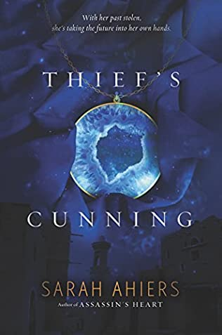 book cover of Thief\'s Cunning