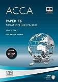 Acca F6 Taxation Fa2013 (Study Text)