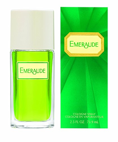 Emeraude By Coty For Women. Cologne Spray 2.5 Oz.