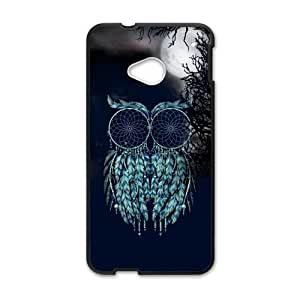 Happy Dreamcatcher Tattoos Cell Phone Case for HTC One M7
