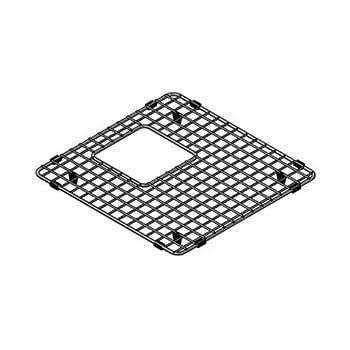 Franke PT17-36S Pecera Bottom Sink Protection Grid for PTX110-17 Stainless Steel