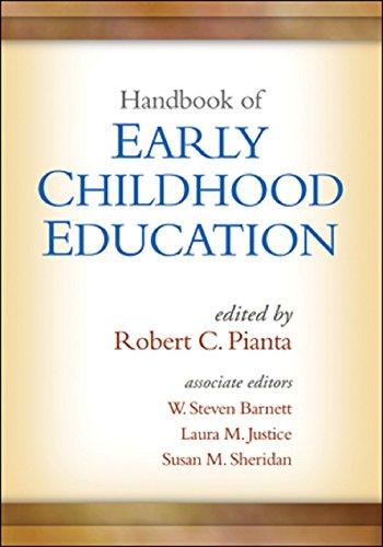 Handbook of Early Childhood Education Pdf