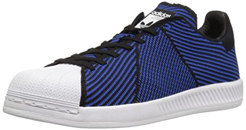 adidas Originals Mens Shoes | Superstar Bounce PK Fashion, Black/Satellite/White, (5.5 M US)