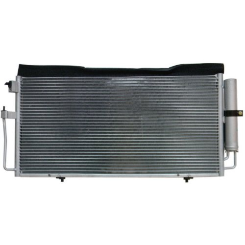 Kool Vue KVAC3108 A/C Condenser for SUBARU IMPREZA 02-03