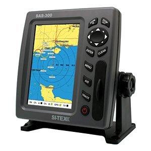 SI-TEX SAS-300 AIS Class B AIS Transceiver w/Internal GPS Antenna by Si-tex