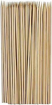 Bambu Kingsford Grilling BB12020, resistente, 30 cm, 50 unidades, espetos para grelha