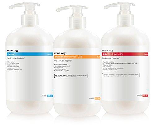 Back Body Kit Benzoyl Peroxide