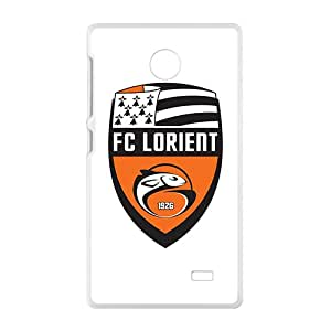 Five major European Football League Hight Quality Protective Case for Nokia Lumia x