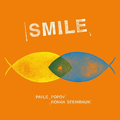 Pavle Popov and Ronan Steinbaum Smile