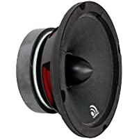 Massive Audio M6 - 6 Inch 300 Watts Max / 140w RMS, Pro Audio Midrange Speaker for Cars, Stage and DJ Applications