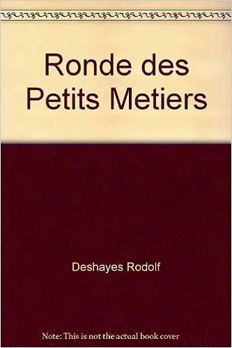 Livre gratuits Ronde des Petits Metiers pdf, epub ebook