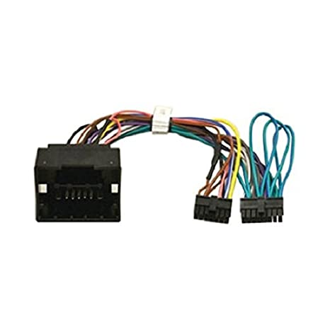 Astonishing Amazon Com Pac Osgmlan44 Radio Replacement Os 4 Harness For Gm Wiring Digital Resources Counpmognl