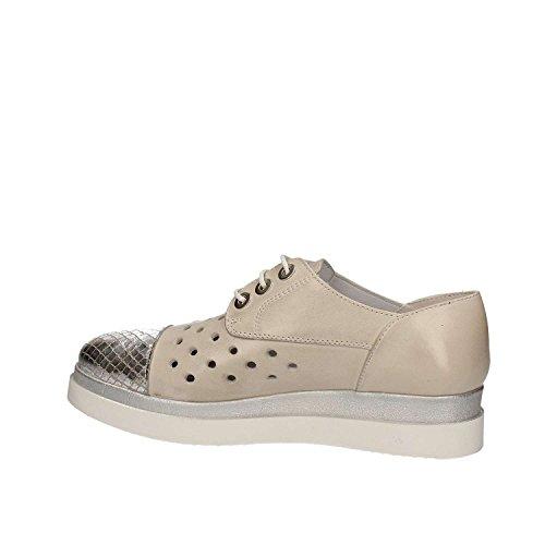 KEYS 5107 Lace-up heels Frauen Grau