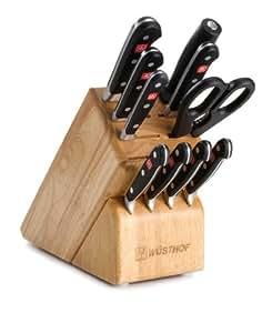 Wusthof Classic 11-Piece Block Knife Set