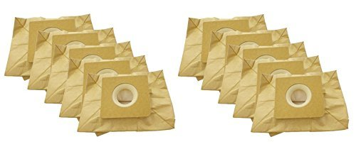 Bissell Zing 22Q3 Vacuum Cleaner Bag 203-7500 - 10 Bags by Bissell