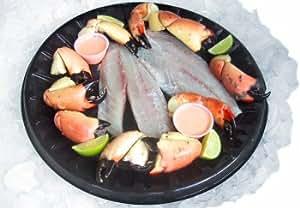 Yellowtail & Stone Crab Gift Basket