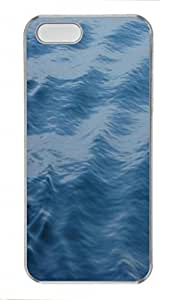 Abstract Paint pragmatic PC Transparent For HTC One M9 Phone Case Cover - The Glistening Pond