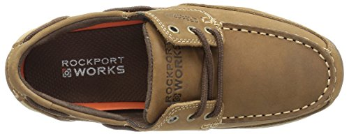 Rockport Work Mens Sailing Club RK6734 Industrial and Construction Shoe