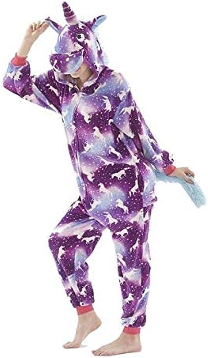 SDHFSKF PijamaPajamas para las mujeres unicornio ...