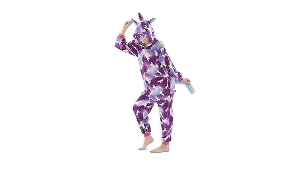SDHFSKF PijamaPajamas para las mujeres unicornio Kigurumi ...