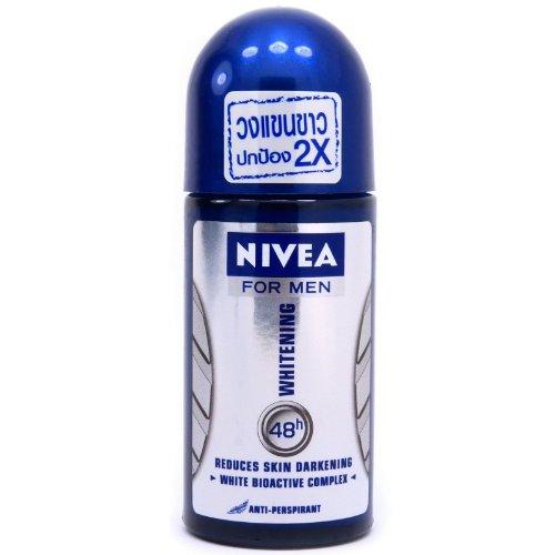 (NIVEA for Men 50 ml roll - whitening deodorant for men first.)