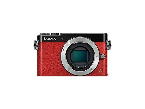 Panasonic DMC-GM5KR Lumix GM5 Interchangeable Single Lens Camera (DSLM), Plus 12-32 mm with Included Kit Lens