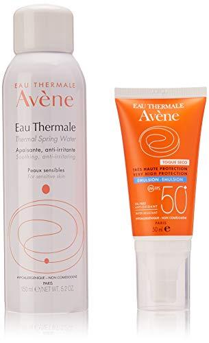 Avene Emulsion, 50 ml + Agua Termal