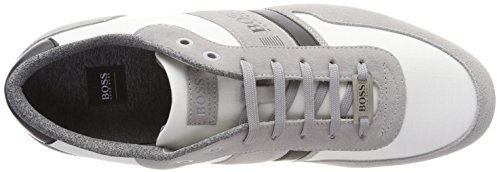 Baas Mens Lighter_lowp_life Trainers 11 D (m) Ons Wit