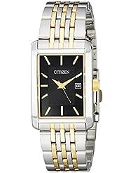 Citizen Mens Quartz Watch with Date, BH1678-56E