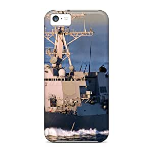 New Fashion Premium Cases Covers For Iphone 5c - Uss Gridley