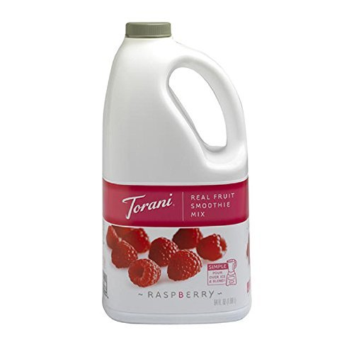 Torani® Real Fruit Smoothie Raspberry - Juice Raspberry