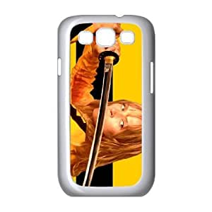 samsung s3 9300 White Kill Bill phone case cell phone cases&Gift Holiday&Christmas Gifts NVFL7N8827749