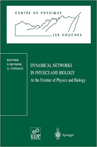 Dynamical Networks In Physics And Biology: At The Frontier Of Physics And Biology Les Houches Workshop, March 17-21, 1997 por D. Beysens