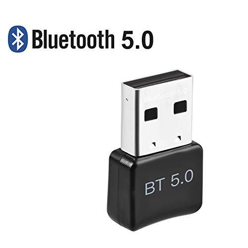 🥇 ACTGON Adaptador de Bluetooth 5.0 USB para Computadora