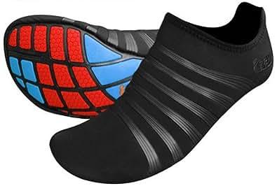 ZemGear Mens O2 Oxygen Round Shoes Footwear M11 Black/Black