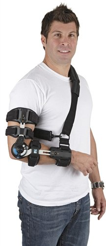 Ossur Innovator X Post-Op Elbow Brace Left by Ossur