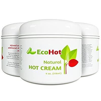 Best Cheap Deal for Natural Skin Tightening Cream - Anti Aging Body Treatment for Women + Men - Anti Cellulite Stretchmark + Scar Remover - Muscle Pain Relief - Antioxidant Hot Cream Gel Moisturizer For Dry + Saggy Skin by Honeydew - Free 2 Day Shipping A