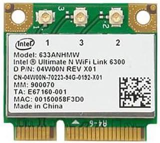 DELL f9hpn/cpl-4W00N–Advanced-N 6300WiFi tarjeta de enlace