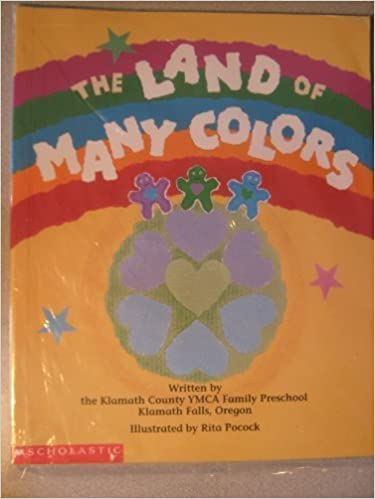  WORK  The Land Of Many Colors (My First Library). negro COMPRAR decada Trabaja otorga explora