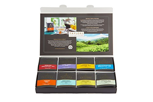 - Taylors of Harrogate Classic Tea Variety Gift Box, 48 Count