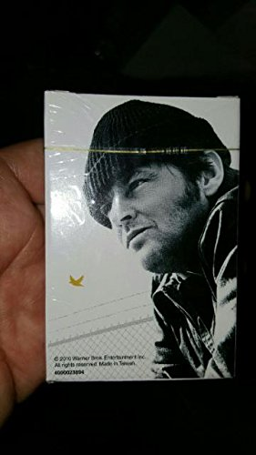 One Flew Over the Cuckoo's Nest Promotional Playing cards from 35th Anniversay set